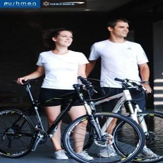 自行车 自行车系功能专区 登山车 公路车 佳评如潮 骑不累高清图片