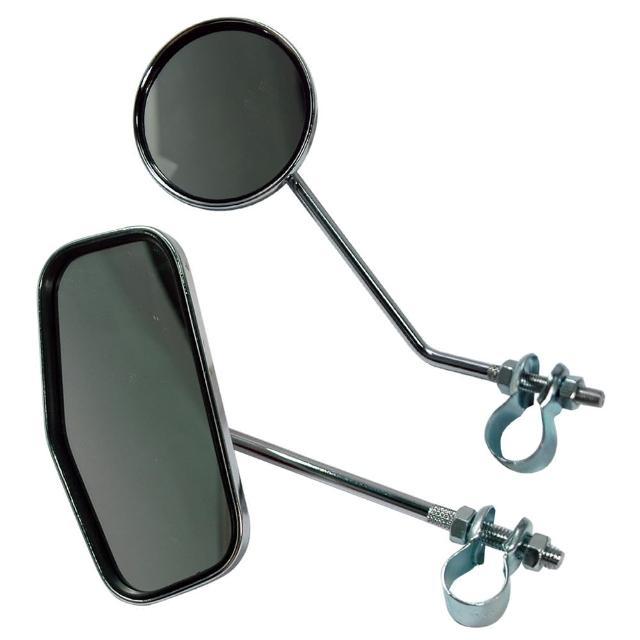 【好物推薦】MOMO購物網【SAPIENCE】自行車亮銀後照鏡效果momo商城
