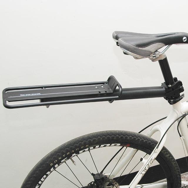 【網購】MOMO購物網【BIKE】快拆式自行車鋁合金後貨架評價好嗎momo購物手機