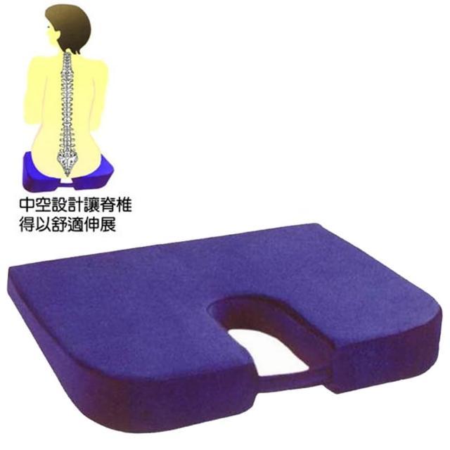 【開箱心得分享】MOMO購物網【COMFORT】脊椎保護坐墊(2入一組)評價好嗎momo 台灣