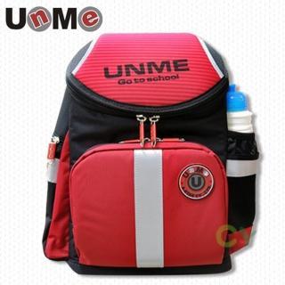 【Best easy】UnMe運動版超輕人體工學書包(紅色)