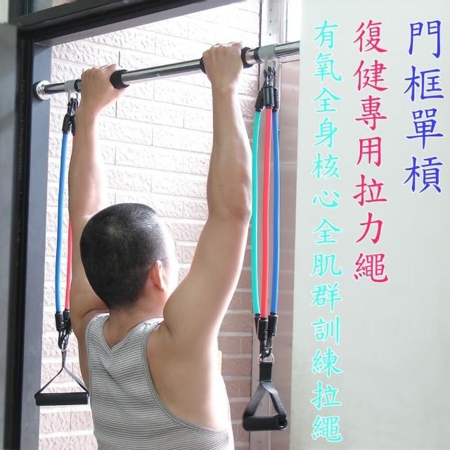 【私心大推】MOMO購物網【Sport-gym】-雙頭活動式單槓+彈力拉繩-效果momo購物網 折價券