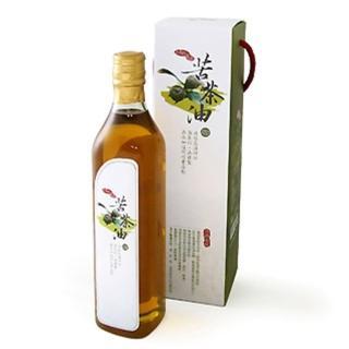 【康健生機】苦茶油(520ml/瓶)
