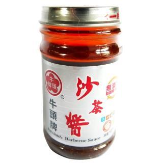 《牛頭》-玻璃瓶沙茶醬127g