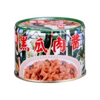 《大茂》黑瓜素肉醬     170g