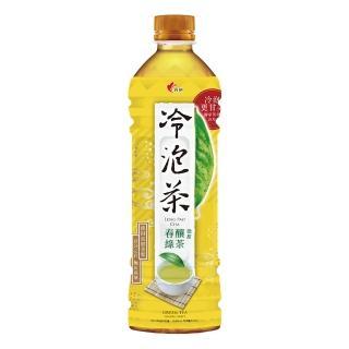 《光泉》冷泡茶-春釀綠茶585ml*24瓶