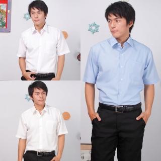 【JIA HUEI】男仕短袖襯衫 海島棉系列 三件促銷(台灣製造)