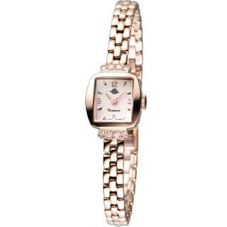 【Rosemont】骨董風玫瑰系列優雅時尚錶(TRS016-05MT)