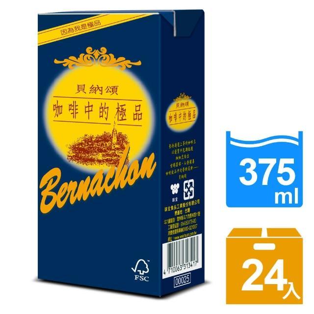 【貝momo網路購物台納頌】咖啡調味乳375ml(24入/箱)