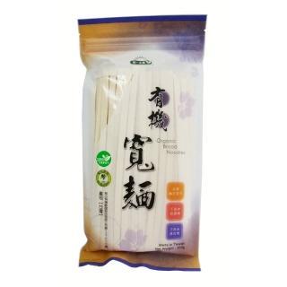 【統一生機】有機寬麵(300g/包)