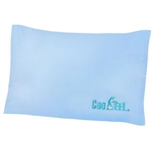 【CooFeel】萬用型高級酷涼紗枕套2入(台灣製造)