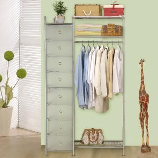 【巴塞隆納】WP3+D型60公分衣櫥架(無防塵)