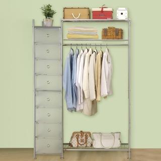 【巴塞隆納】WP3+D型90公分衣櫥架(無防塵)