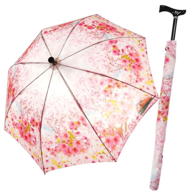 【真心勸敗】MOMO購物網戀戀阿里山可調式自動登山傘(超值2支組)哪裡買momo富邦樂遊網