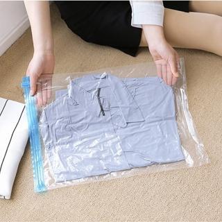 【百特兔】居家旅行衣類收納袋10件組(旅行衣物用40*60cm)