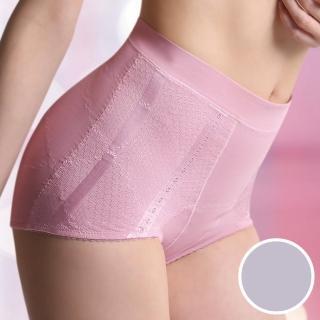 【華歌爾】X柔流神奇鍺64-90短褲管束褲(水晶銀)
