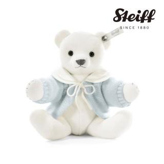 【STEIFF德國金耳釦泰迪熊】Teddy Bear(北鼻頂級精品 玩偶)