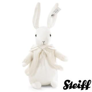 【STEIFF德國金耳釦泰迪熊】Rabbit(北鼻頂級精品 玩偶)