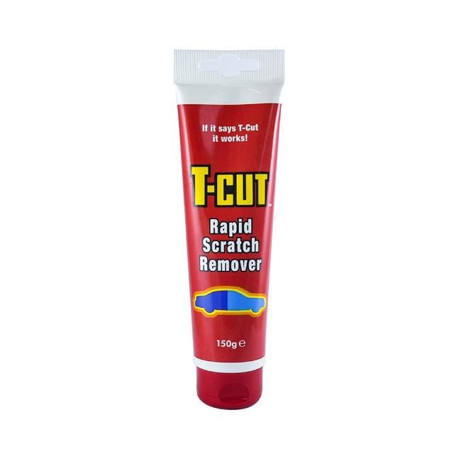 【CarPlan卡派爾】T-CUT Scramomo網路tch Remover 刮痕去除劑