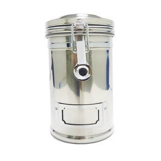 【寶馬牌】郵筒式不鏽鋼密封罐(TA-S-900 原色)