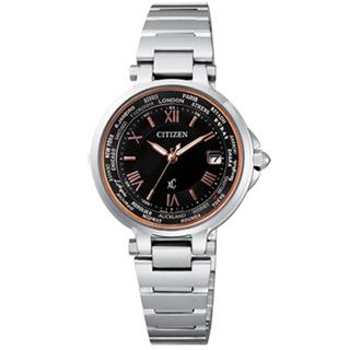 【CITIZEN】XC 時尚優雅光動能腕錶(FD1010-53E)