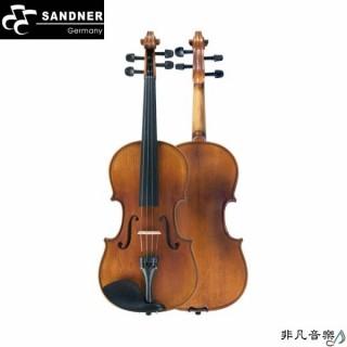 【非凡樂器館】SANDNER 法蘭山德學生級小提琴(TV-2)