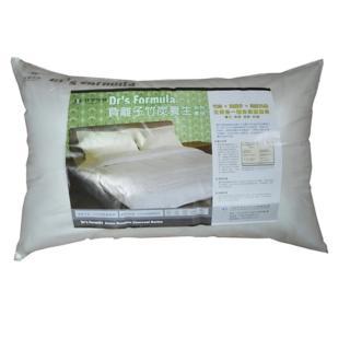 【GALATEA】台塑生醫。抗菌竹炭枕(單顆)