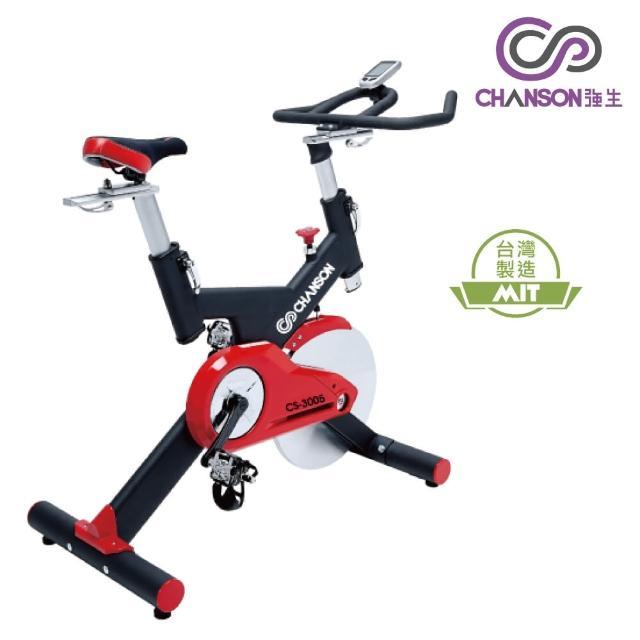 【開箱心得分享】MOMO購物網【強生CHANSON】飛輪競速健身車(CS-3005)效果momo電視購物電話