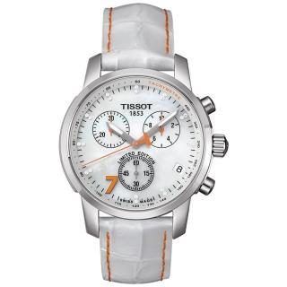 【TISSOT】PRC200 璀燦限量計時腕錶(T0144171611600)