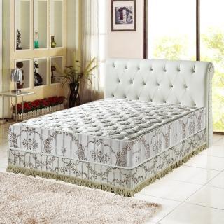 【睡芝寶-RecoTex-Cool涼爽透氣-蜂巢式獨立筒床墊-單人】