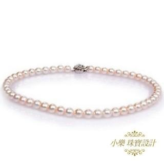 小樂珠寶-甜心魅力百分百-3A南洋深海貝珍珠手鍊