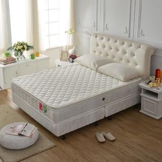 【睡芝寶-正三線-乳膠-蜂巢式獨立筒床墊厚24cm-VIP限定-雙人】