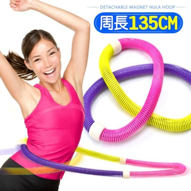 【好物推薦】MOMO購物網小型彈力健身呼拉圈(D003-273)哪裡買富邦momo電視購物頻道