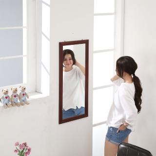 《BuyJM》優雅歐典實木壁鏡