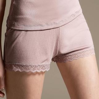【曼黛瑪璉】B39011 舒服搭系列  居家短褲(柔紫)