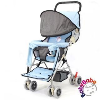 【BabyBabe】三用加寬揹架車(加碼贈送防風防塵雨罩)