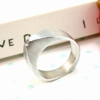 【伊飾童話】極簡自由*925 純銀戒指