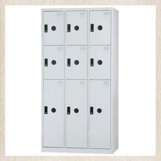 【時尚屋】DJ多用途塑鋼製辦公置物櫃(10-1)