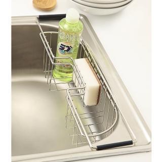 【樂活主義】不鏽鋼水槽洗碗精掛