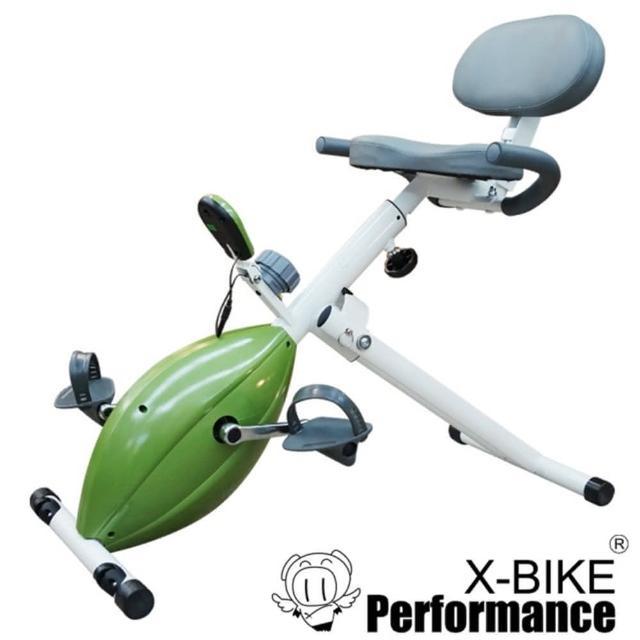 【好物推薦】MOMO購物網【Performance X-BIKE】RB-1000 臥式磁控健身車(日本抹茶機)價錢momo購物 折價券