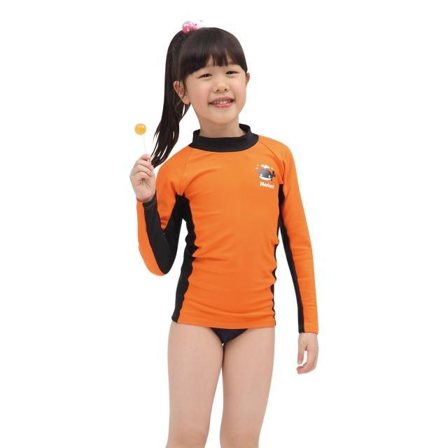 【勸敗】MOMO購物網【≡MARIUM≡】兒童半身水母衣-橘色(MAR-2809)評價如何momo台購物網