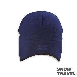 【真心勸敗】MOMO購物網【SNOW TRAVEL】 WINDBLOC防風保暖遮耳帽(藍色)推薦momo台購物