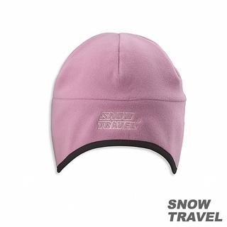 【勸敗】MOMO購物網【SNOW TRAVEL】 WINDBLOC防風保暖遮耳帽(粉紅)評價momo折價券使用