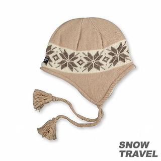 【真心勸敗】MOMO購物網【SNOW TRAVEL】 3M防風透氣保暖羊毛遮耳帽(駝黃)好嗎momo行動購物
