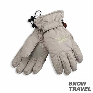 【好物分享】MOMO購物網【SNOW TRAVEL】 POLARTEC保暖透氣雙層防風手套(卡其)推薦momo tv購物台