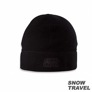 【好物推薦】MOMO購物網【SNOW TRAVEL】WINDBLOC防風保暖透氣帽(黑色)好嗎富邦momo購物台