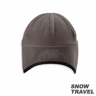 【勸敗】MOMO購物網【SNOW TRAVEL】 WINDBLOC防風保暖遮耳帽(灰色)評價如何momo團購網