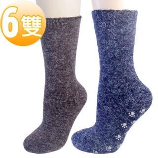 【賽凡絲】安格拉保暖中統襪(超值6雙組)