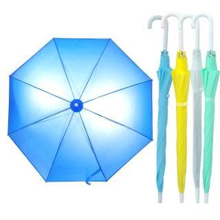 【wepon】色彩繽紛自動開果凍傘