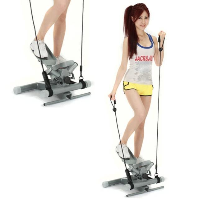 【真心勸敗】MOMO購物網【KADIER】強效第二代四合一多功能踏步機效果好嗎momo旅遊購物